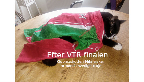 Fire VTR sejre