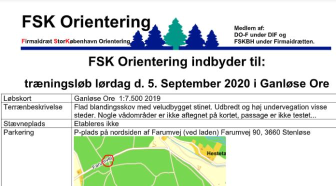 Tilbud fra FSK