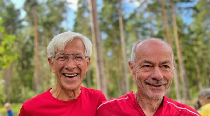 Gunnar Sjællandsmester.  Flot tredjeplads til Erik