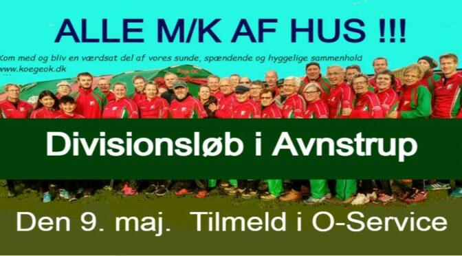 Debut i 3. division den 9. maj